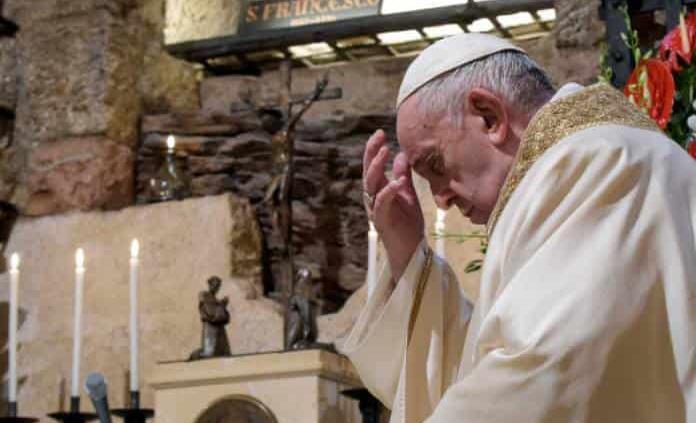 "El Papa Francisco publica su encíclica ""Fratelli Tutti"""