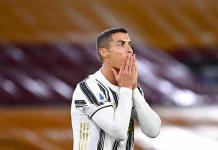 Cristiano Ronaldo pudo violar protocolo contra covid al viajar a Turín, según ministro