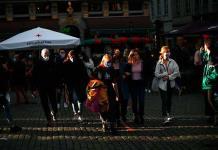 Bélgica teme alcanzar su capacidad hospitalaria por COVID