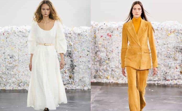 Gabriela Hearst lanza colección sobria y elegante en París