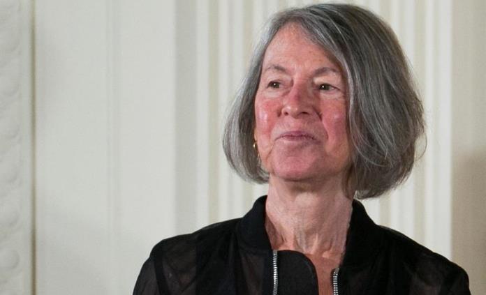 La poeta estadounidense Louise Glück, Premio Nobel de Literatura 2020