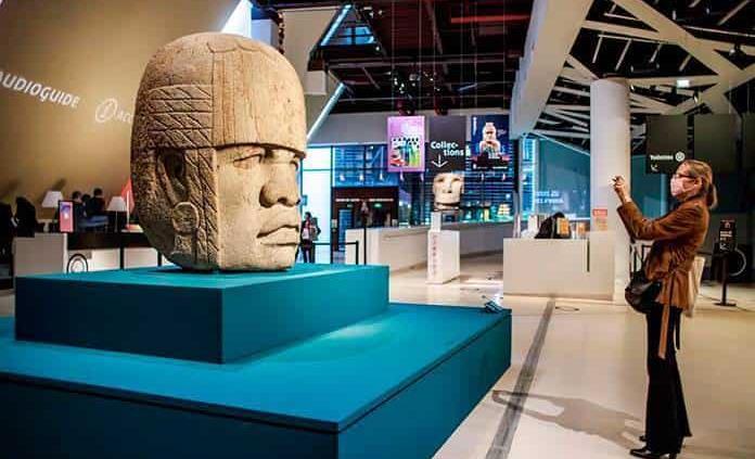 Todo sobre la exposición de la cultura Olmeca en París