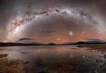 Expansión del universo, detrás de la disminución de estrellas