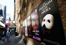 El público de Broadway tendrá que estar vacunado y llevar mascarillas