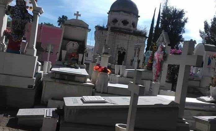 Niegan se realice Festival de Muertos en el panteón