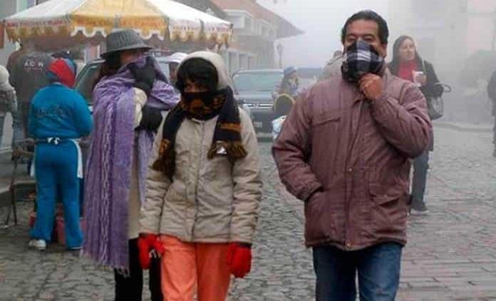 Pronostican 55 frentes fríos para el Altiplano