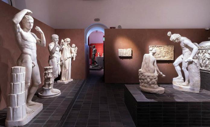 Colección Torlonia expone en Roma mármoles antiguos