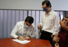 Estudiantes de Odontología conforman asociación civil