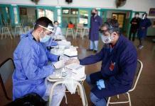 Argentina se acerca al top 5 en contagios tras casi 7 meses de cuarentena