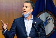 Grupos paramilitares también ponderaron secuestrar a gobernador de Virginia, según el FBI