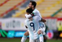 Argentina y Messi doman la altura: vencen 2-1 a Bolivia