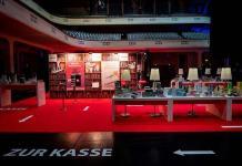 La Feria del Libro de Fráncfort presenta una edición de pabellones vacíos