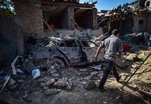 Combates en Karabaj cobra unas 600 vidas
