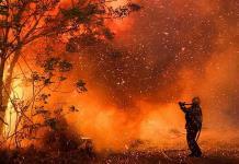 Incendios no dan tregua a Córdoba, Argentina
