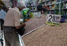 Canasta Básica Alimentaria aumentó 50% el último trimestre