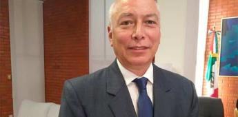 Luis Felipe Lobo Aguilera recibe reconocimiento del IMCP y el Colegio de Contadores Públicos de San Luis Potosí