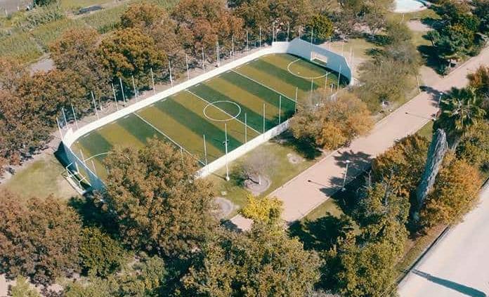 Reabrirían los campos deportivos