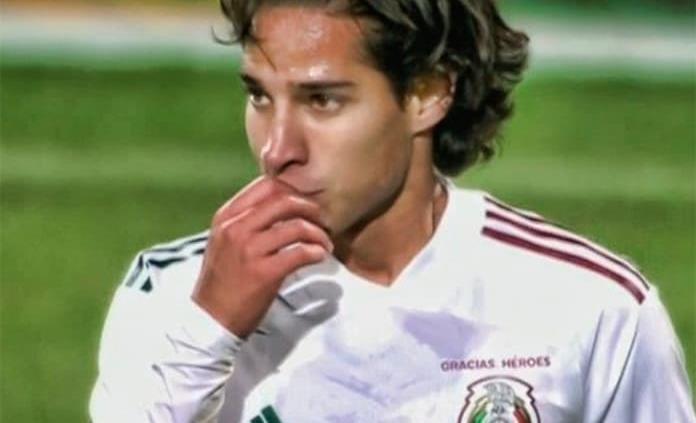Lainez rescata empate para México ante Argelia