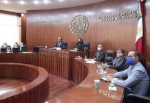 Titular de Sedeco explica a diputados medidas implementadas por la pandemia