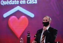 Vacuna robada al IMSS es gratuita, venderla es un delito: López-Gatell