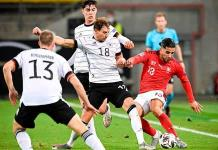 Alemania sufre y empata con Suiza