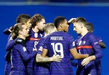 Griezmann y Mbappé lideran a Francia en la reedición de la final de Rusia;  Portugal golea a Suecia