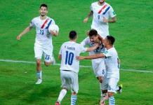 Cayó Venezuela ante Paraguay