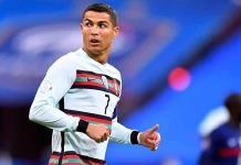 Cristiano Ronaldo positivo por Covid