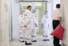 Alemania registra más 6 mil 600 contagios, el máximo diario en toda la pandemia