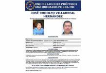 EU ofrece 1 mdd por narco mexicano