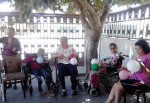 Piden apoyo para casa hogar los Años Dorados