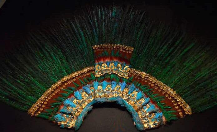 Definitivamente, el penacho no era de Moctezuma, afirma un experto en Viena