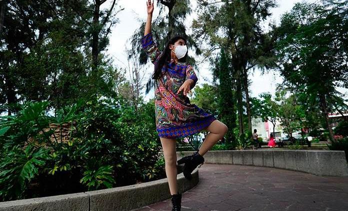Aleida Ruiz, la joven bailarina oaxaqueña que busca igualdad y paz a través de la danza