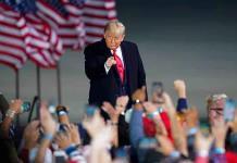 Twitter suspendió por varias horas la cuenta de la campaña electoral de Trump