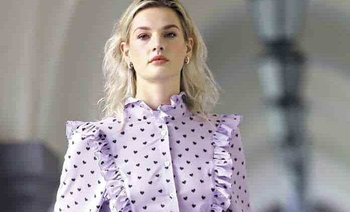 Pink Magnolia, colores vibrantes y frescos en la Fashion Week México