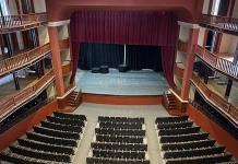 """Regidores verifican estado del teatro """"M. José Othón"""""""