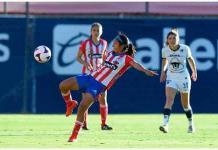 Visita Atlético de San Luis Femenil al Atlas