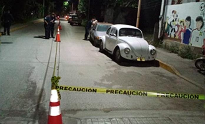 Profesor de Tanlajás sufre un atentado a balazos