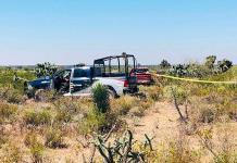 Gobierno federal ubica masacres en San Luis