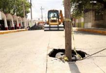 Hallan 13 socavones en una sola colonia en Ecatepec