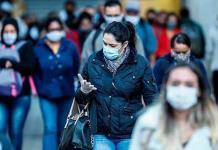 Brasil sobrepasa los 153 mil muertos y 5.2 millones de casos de coronavirus