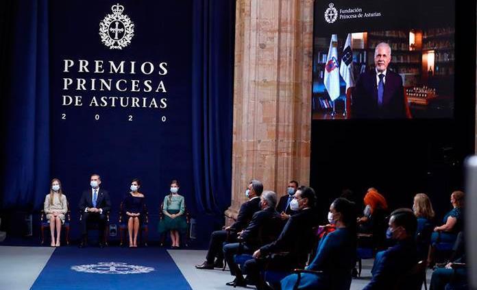 FIL Guadalajara recibe el Premio Princesa de Asturias