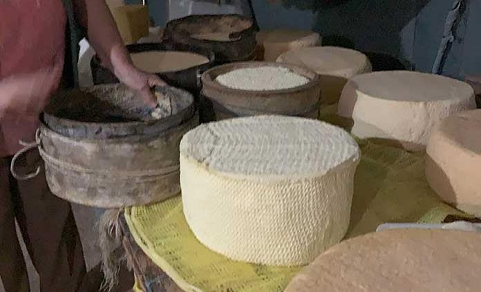 Cotija, un queso que enfrenta falta de apoyos