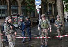 Decapitan a un hombre en la periferia de París