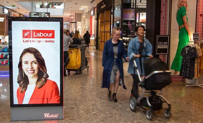 Nueva Zelanda acude a las urnas con Jacinda Ardern como favorita
