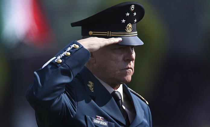 Fiscalía de EEUU acusa de narcotráfico a Cienfuegos