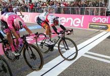 Ulissi gana al sprint a Almeida, que refuerza su liderato en el Giro