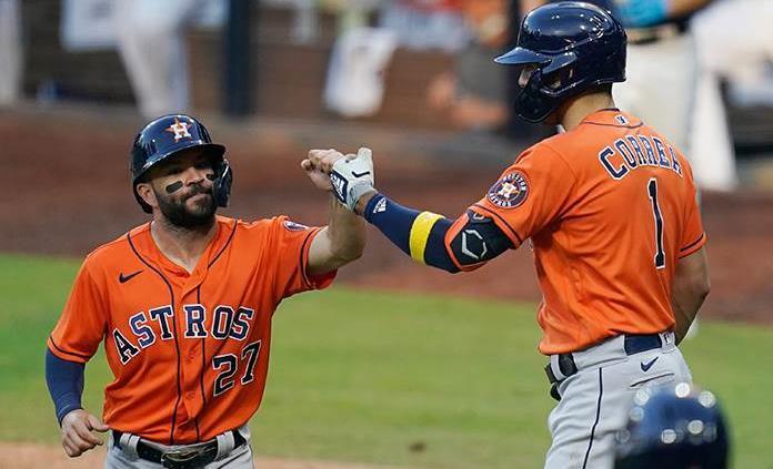 Astros sobreviven de nuevo y obligan a 7mo juego