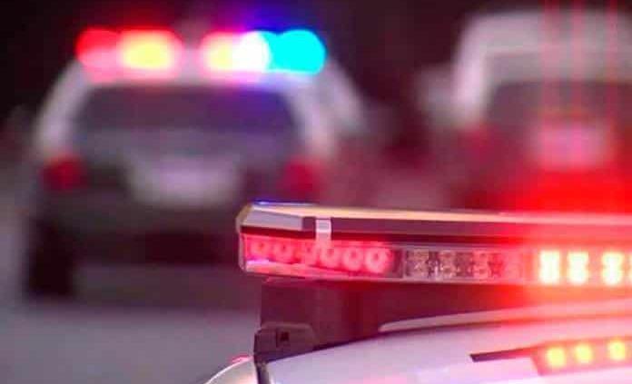 Balacera entre policías y presuntos delincuentes