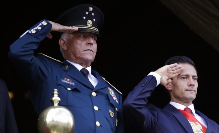 Detención de Cienfuegos ayudará a caso Ayotzinapa, dice vocero de los familiares de las víctimas